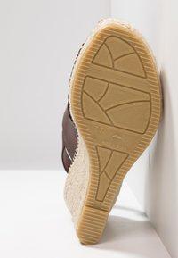 Minelli - Korolliset sandaalit - marron - 6