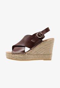 Minelli - Korolliset sandaalit - marron - 1