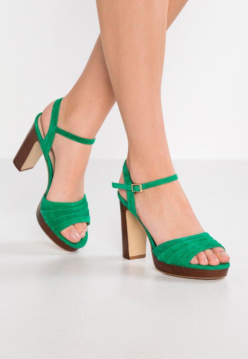 Minelli - High Heel Sandalette - vert