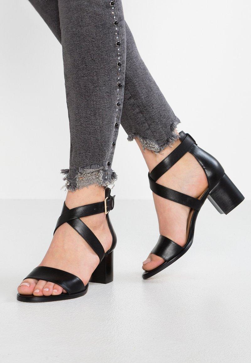 Minelli - Sandals - noir