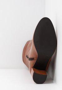 Minelli - High heeled boots - caramel - 6
