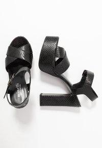 Minelli - High heeled sandals - noir - 3