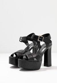 Minelli - High heeled sandals - noir - 4