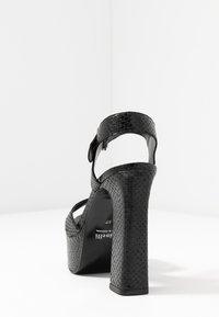 Minelli - High heeled sandals - noir - 5