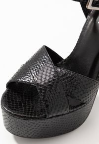 Minelli - High heeled sandals - noir - 2