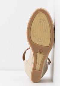 Minelli - High heeled sandals - tan - 6