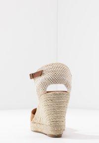 Minelli - High heeled sandals - tan - 5