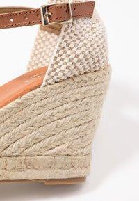 Minelli - High heeled sandals - tan - 2