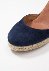 Minelli - High heeled sandals - marine - 2