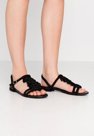 Sandali - noir