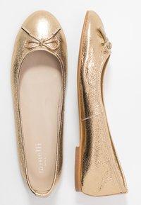 Minelli - Ballet pumps - or - 3
