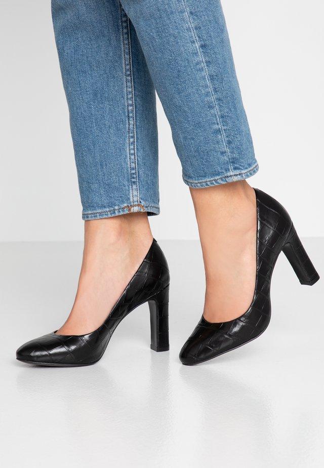 High Heel Pumps - noir