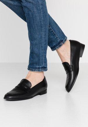 Nazouvací boty - noir