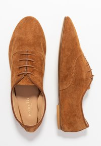 Minelli - Oksfordki - brown - 3