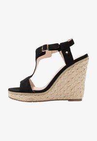 Minelli - Korolliset sandaalit - black - 1