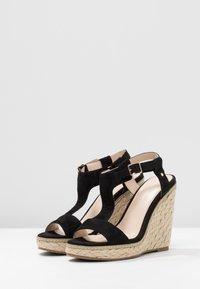 Minelli - Korolliset sandaalit - black - 4