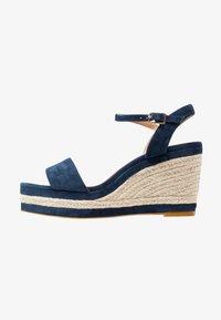 Minelli - Korolliset sandaalit - marine - 0