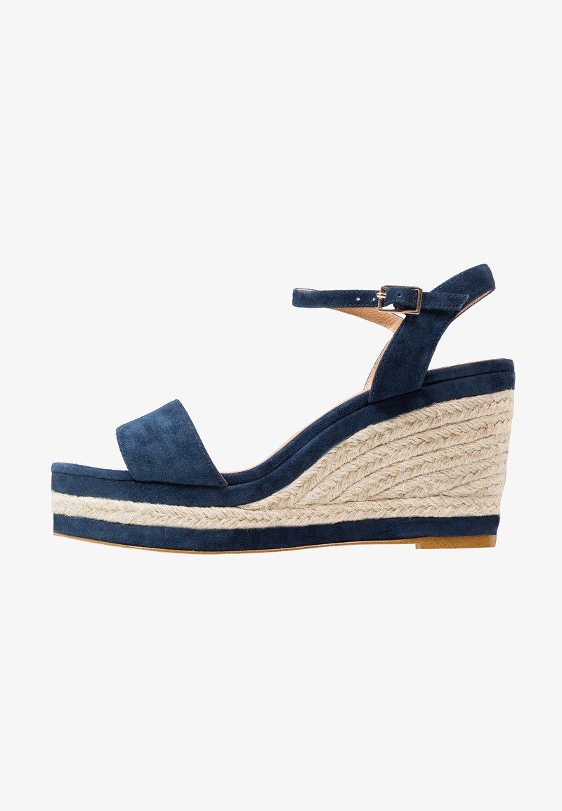 Minelli - Korolliset sandaalit - marine