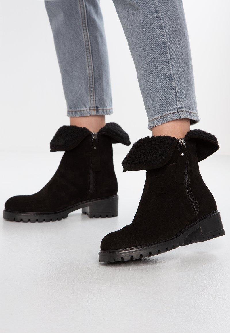 Minelli - Classic ankle boots - noir