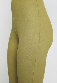 Missguided Tall - FLARE - Kalhoty - khaki - 4