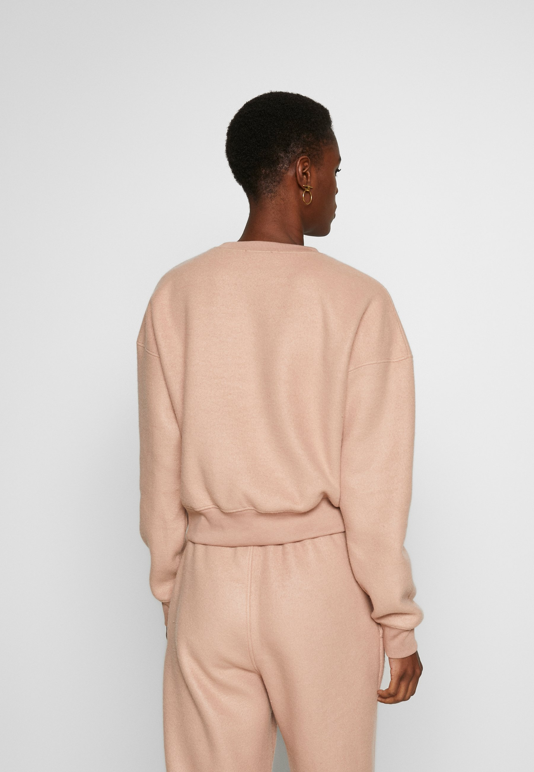 Missguided Tall Spodnie treningowe - brown