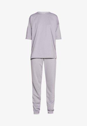 EXCLUSIVE SET - Treningsdress - lilac gray