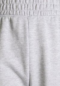 Missguided Tall - 2 PACKBASIC JOGGER - Pantalones deportivos - black/grey - 3