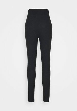 SCULPTED - Leggings - Trousers - black