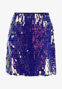 Missguided Tall - SEQUIN SKIRT - Jupe trapèze - purple - 3
