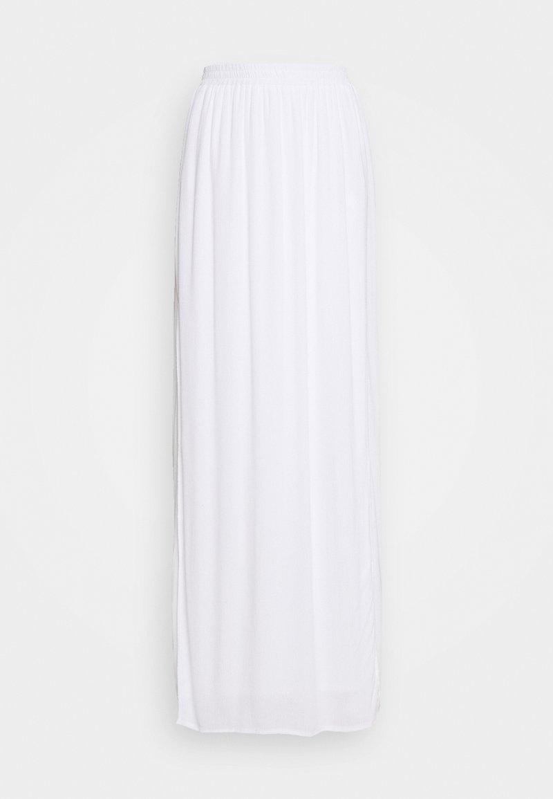 Missguided Tall - SKIRT - Maxirock - white