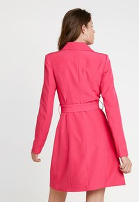 Missguided Tall - SHELL BELT DRESS - Košilové šaty - beetroot purple - 2