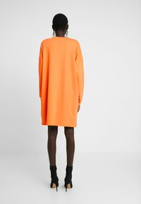 Missguided Tall - BASIC DRESS - Vapaa-ajan mekko - orange - 3