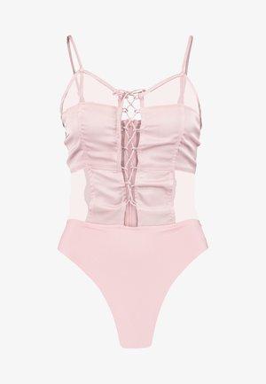 UP BODYSUIT - Topper - pink