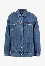 Džínová bunda - vintage blue