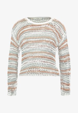 STRIPE JUMPER - Jumper - multi-coloured