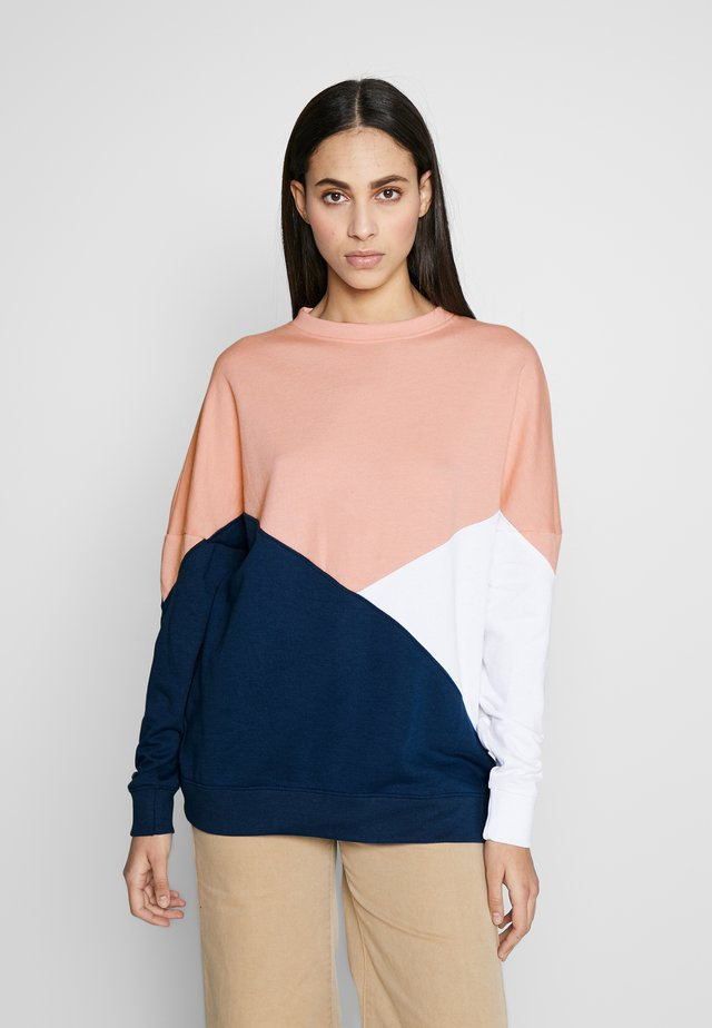 TALL EXCLUSIVE COLOURBLOCK  - Sweatshirt - multi-coloured