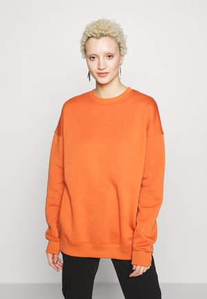 BRUSHBACK  - Sweater - rust