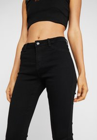 Missguided Tall - ANARCHY RISE - Jeans Skinny Fit - black - 4