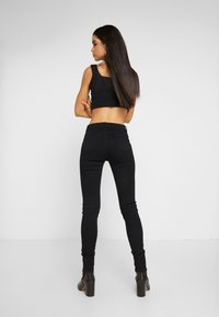 Missguided Tall - ANARCHY RISE - Jeans Skinny Fit - black - 2
