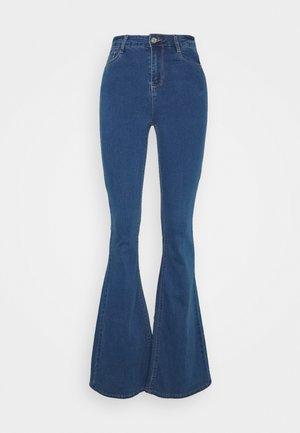 LAWLESS  - Jean flare - blue