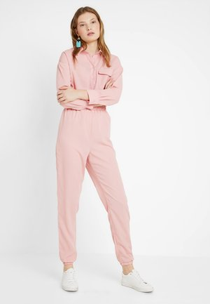 UTILITY - Overall / Jumpsuit /Buksedragter - pink