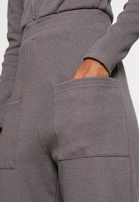 Missguided Tall - RIBBED ZIP DETAIL - Tuta jumpsuit - grey - 5