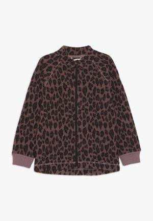 JACKET - Fleece jacket - rose taupe