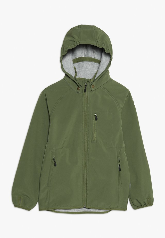 BOYS JACKET - Lehká bunda - olive