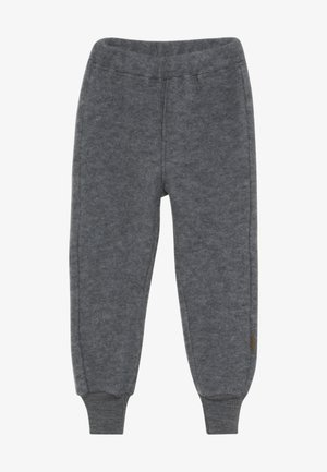 PANTS - Tracksuit bottoms - melange grey
