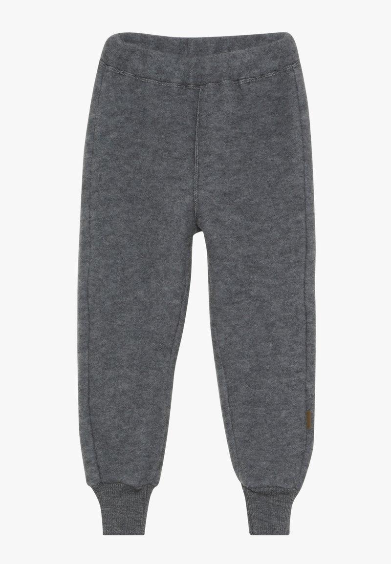 mikk-line - PANTS - Trainingsbroek - melange grey