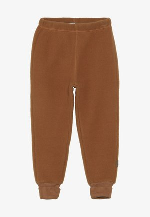 PANTS - Træningsbukser - leather brown