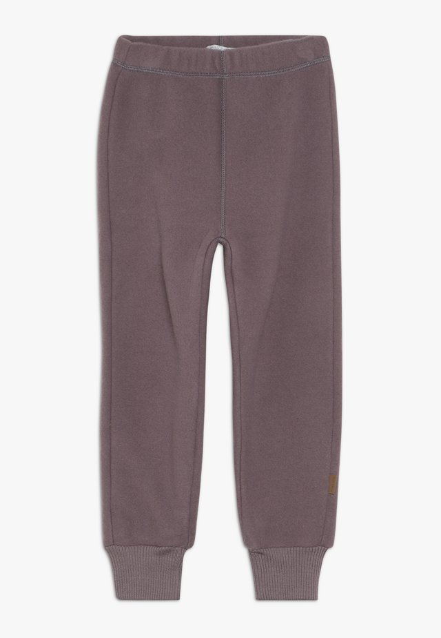 PANTS - Tracksuit bottoms - rose taupe