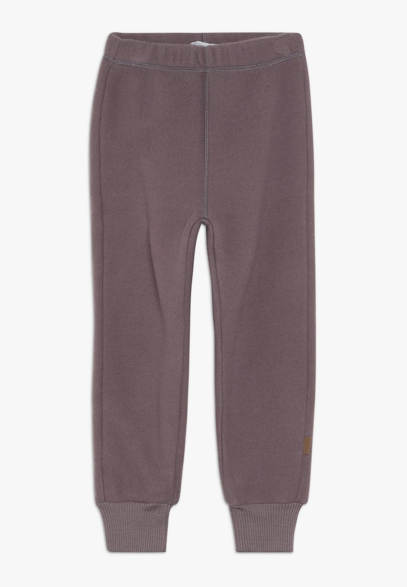 mikk-line - PANTS - Verryttelyhousut - rose taupe