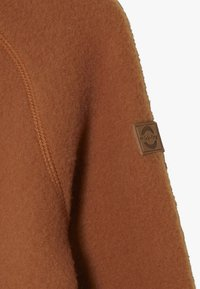 mikk-line - JACKET - Fleecejakker - leather brown - 3